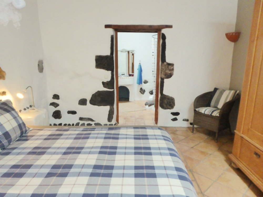 Finca Luciana - El Patio Schlafzimmer