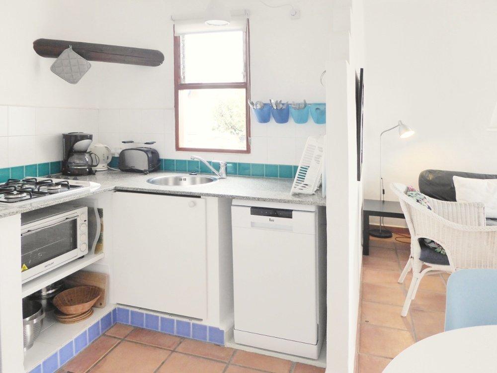 Finca Vistamar Casa Azul Küche