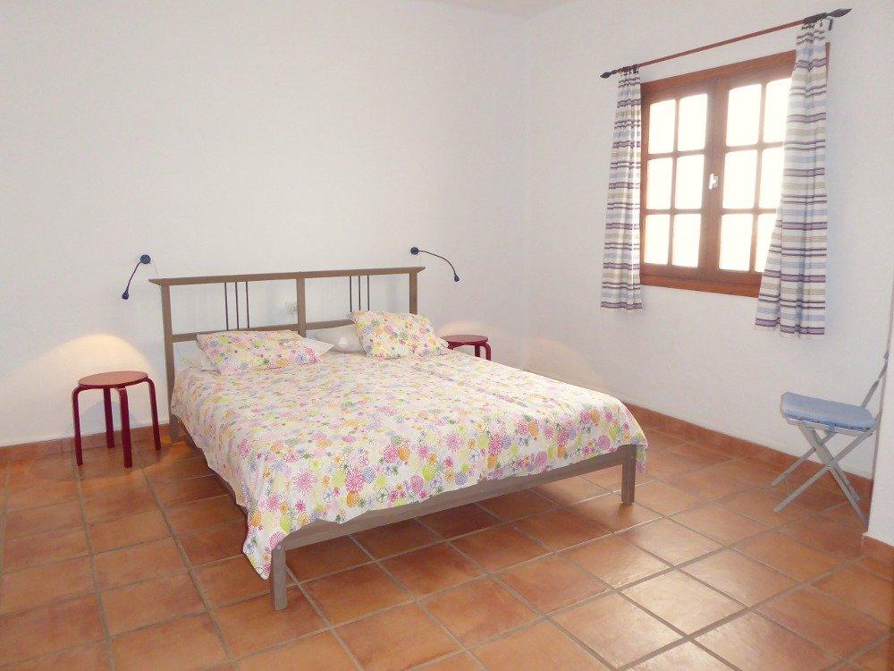 Finca Vistamar Casa Azul Schlafzimmer 1