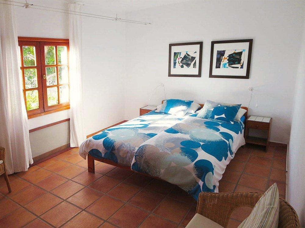 Finca Vistamar Casa Blanca Schlafzimmer 1