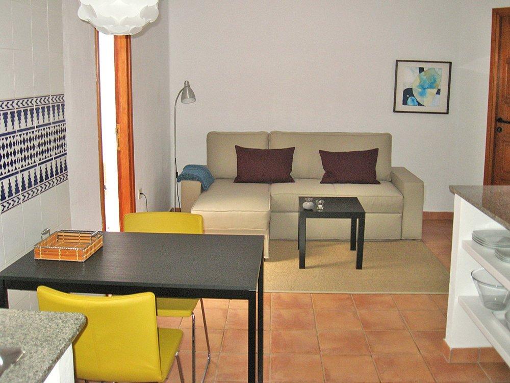 Finca Vistamar Casa del Sol Wohnbereich