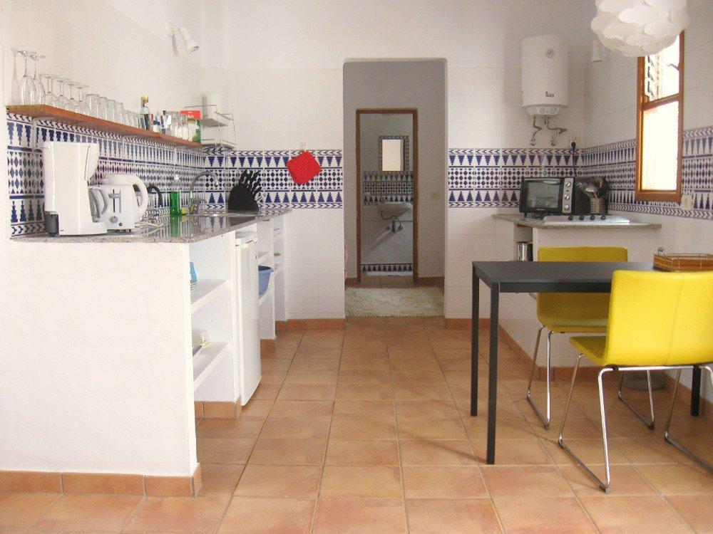 Finca Vistamar Casa del Sol Küche