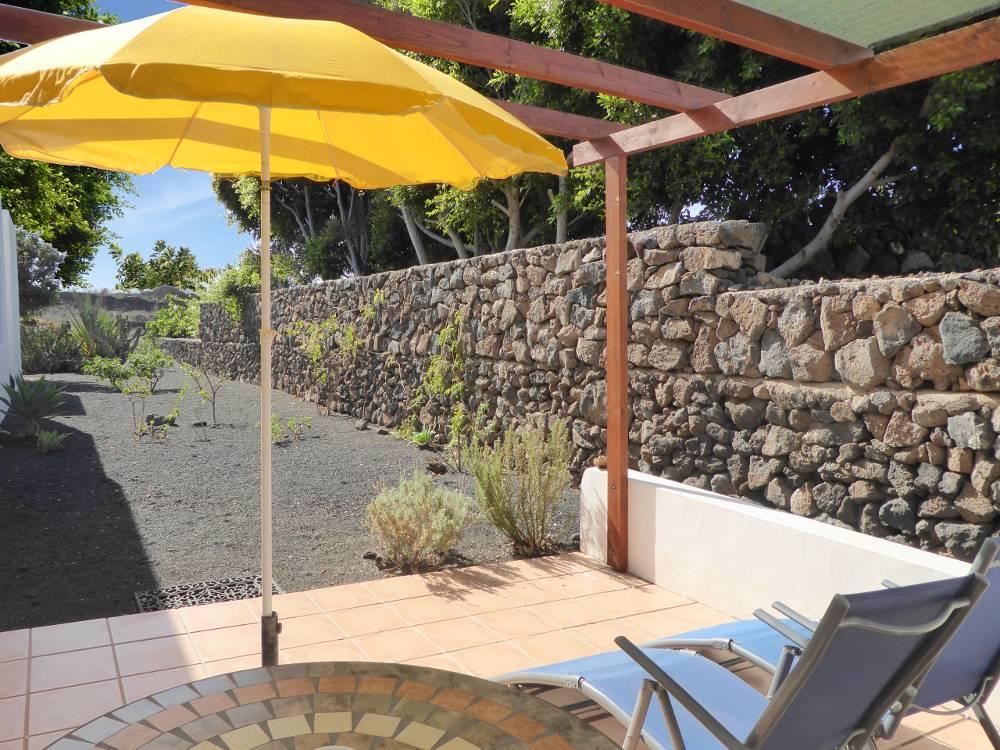 Finca Vistamar Casa del Sol Gartenblick