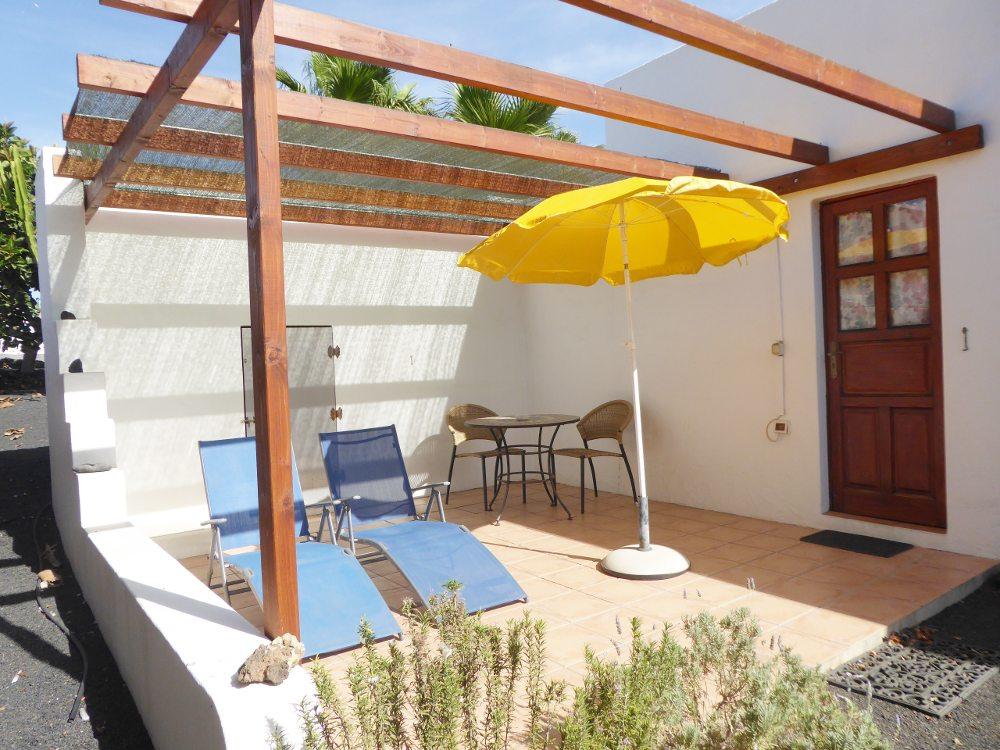 Finca Vistamar Casa del Sol Terrasse