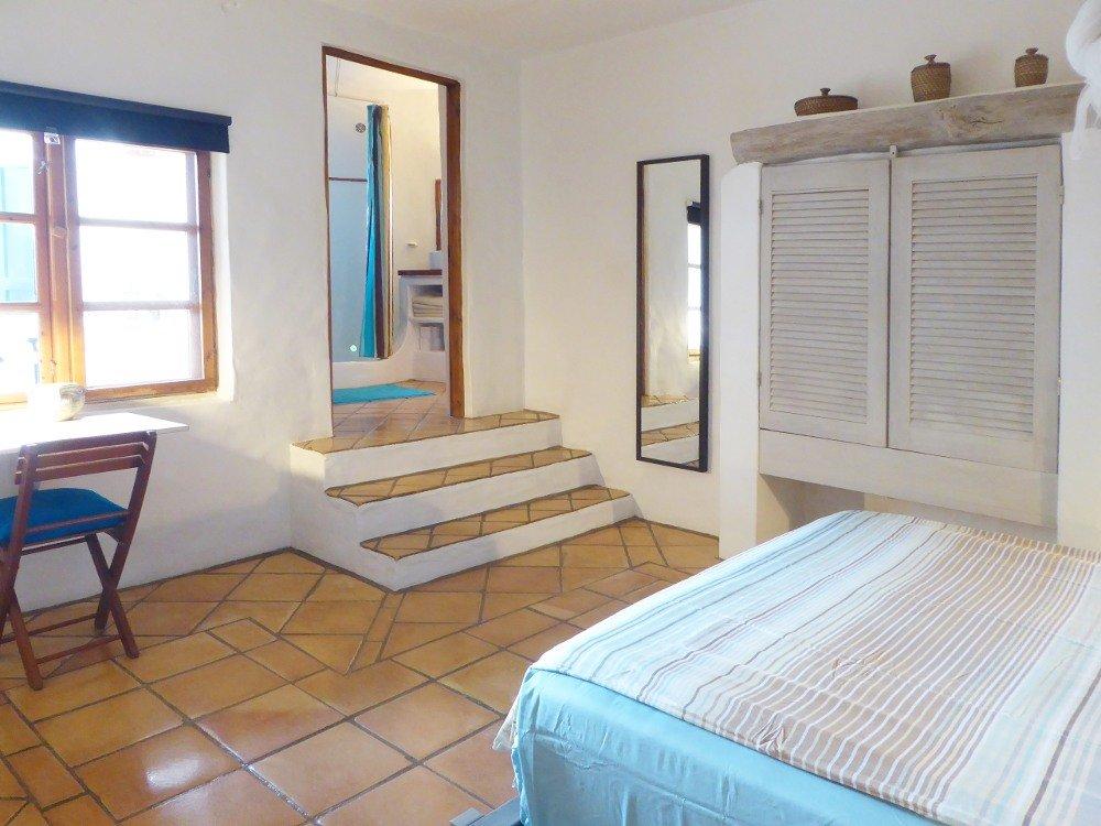 Finca Luciana El Campo Schlafzimmer