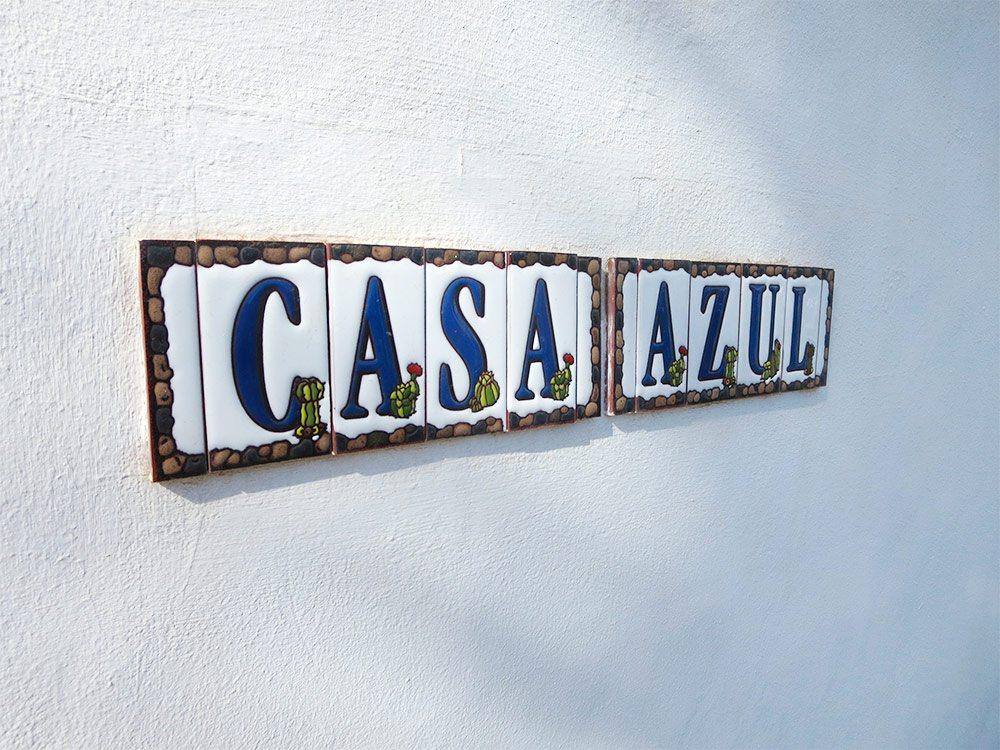 Finca Vistamar Casa Azul
