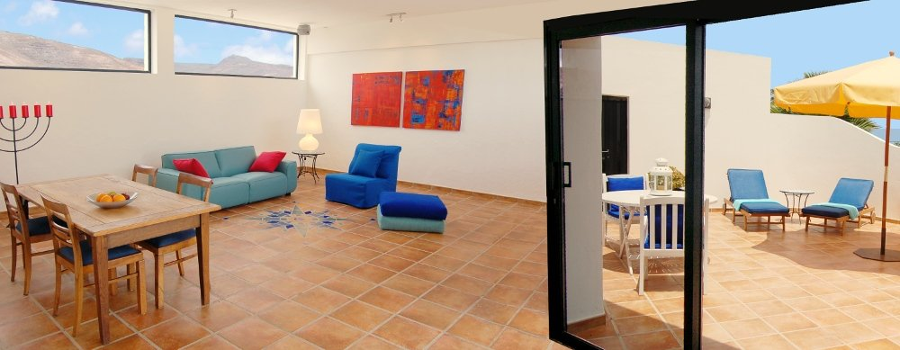 Finca Lanzarote - Casa Romantica
