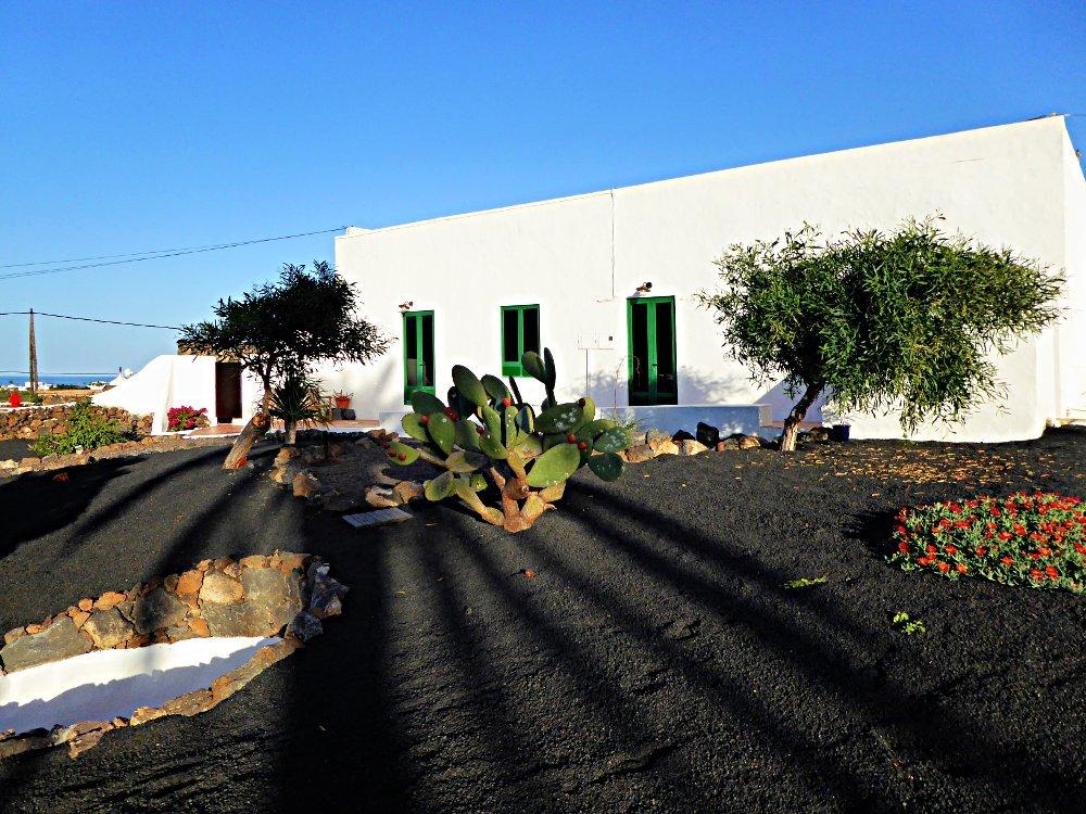 Lanzarote Finca Casa 1